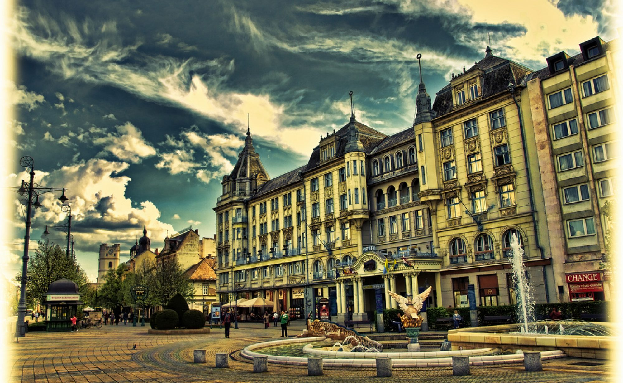 Debrecen Hotels